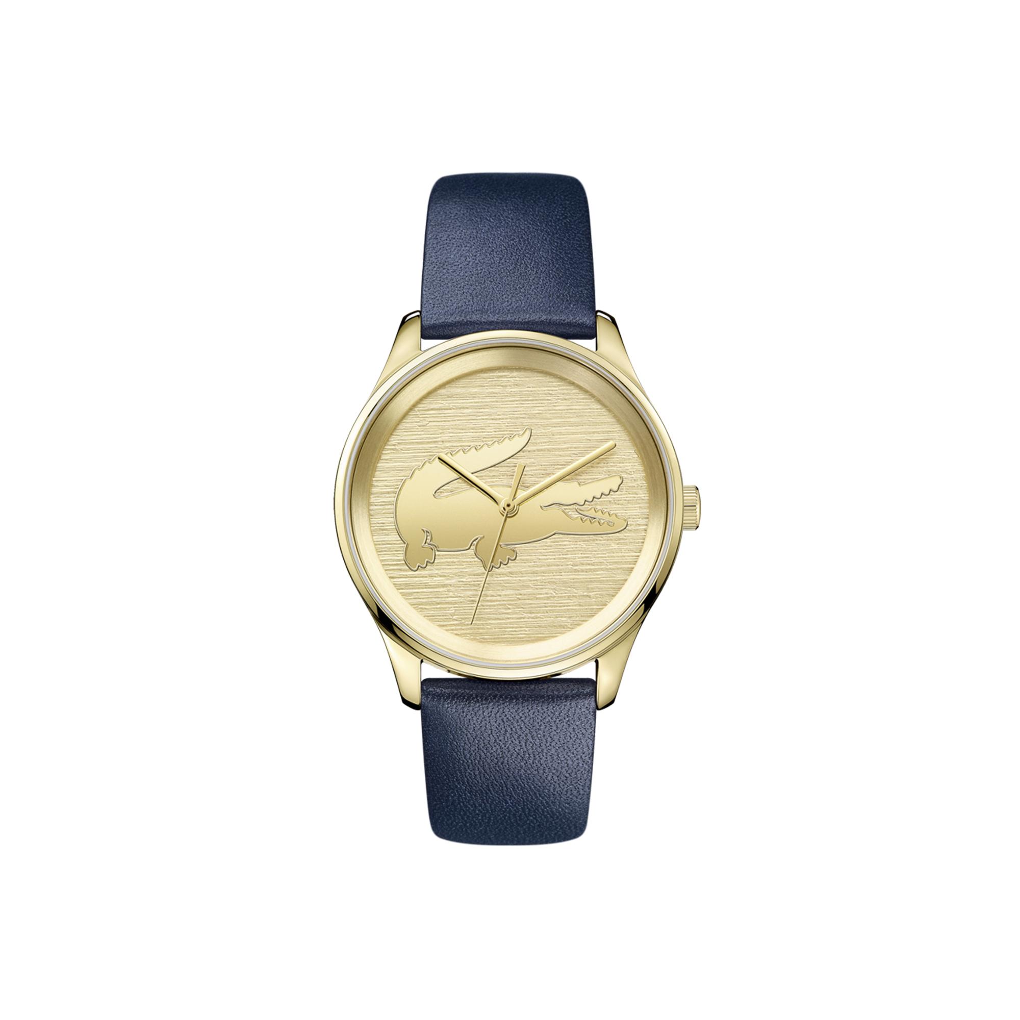 женские часы lacoste, черные