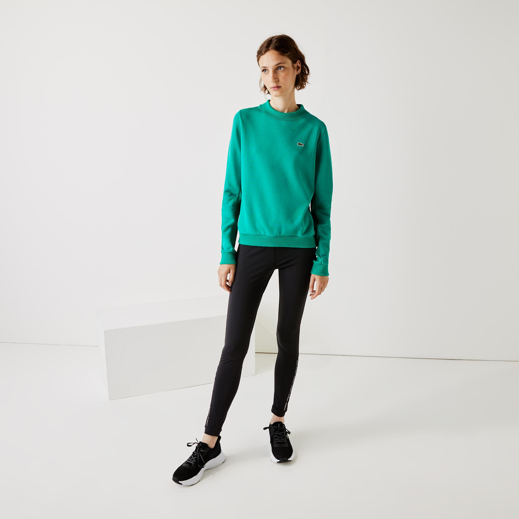 женские спортивные штаны lacoste, черные